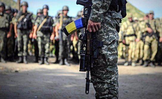 Украинцев не будут мобилизировать, пока в Донбассе тихо