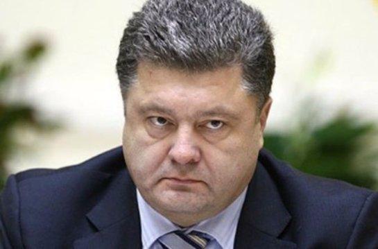 Порошенко заявил о своем намерении помешать выборам на Донбассе