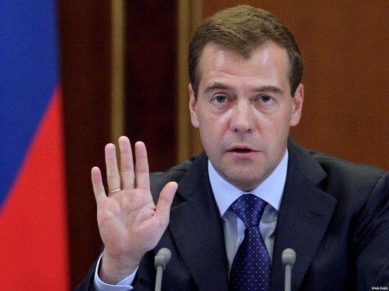 Дмитрий Медведев отметил, что противостояние России и Запада все равно закончится сотрудничеством