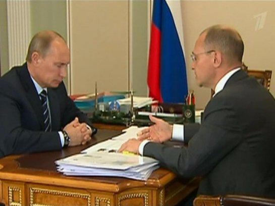 Путин отметил успехи россиян в атомной сфере