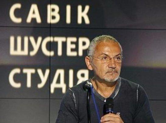 В Украине популярное политическое шоу сняли за 2 минуты до эфира