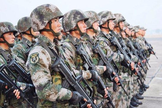 Китайские власти считают, что национальную армию надо сократить