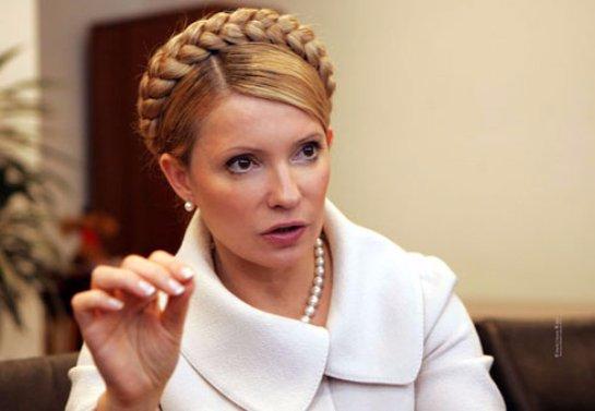 Тимошенко отметила, что государственный долг Украины вырос рекордно