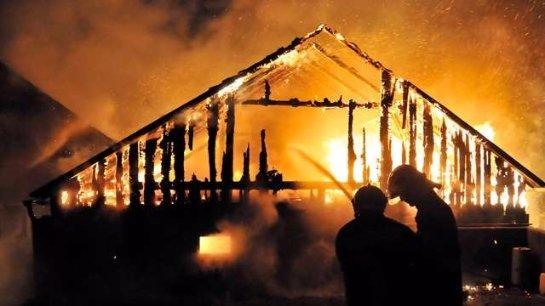 Из-за неосторожного курения в Перми вспыхнул пожар, унесший 8 жизней