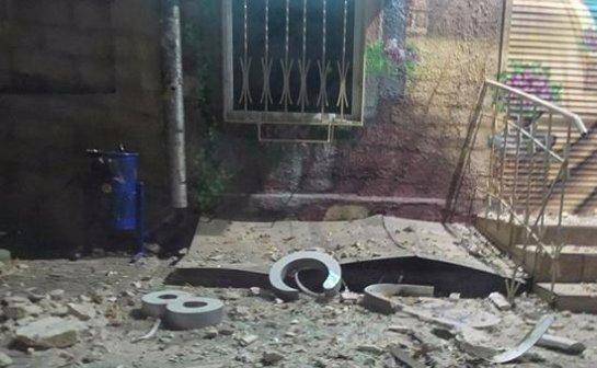 В центре Одессы был устроен мощный взрыв