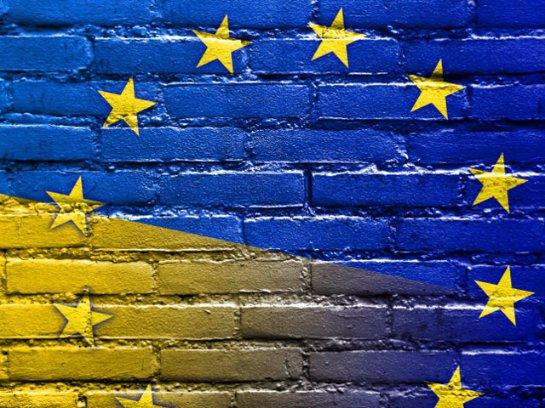 Украинские депутаты и бизнесмены просятся в Евросоюз, прикидываясь беженцами