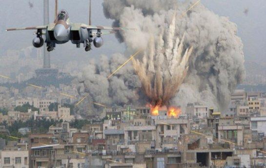 Франция нанесла авиаудары в Сирии