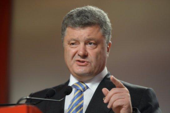 У Порошенка утверждают, что в кровопролитии у здания Верховной рады Украины виновата Россия