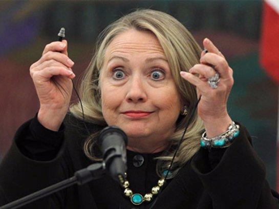 Хилари Клинтон не боится говорить с Ираном с позиции военной силы