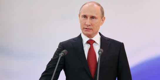 Путин хочет, чтобы Россия не зависела от мировых цен на нефть