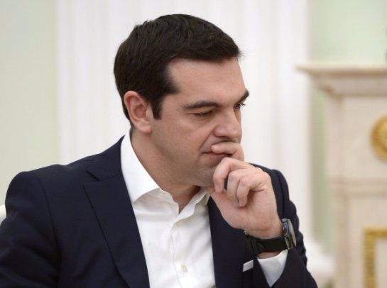Алксис ципрас запретил греческим парламентариям слишком много выступать по телевизору