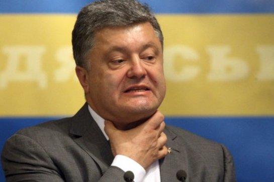Порошенко пугает американским спецназом, который едет в Украину