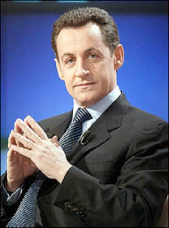 Николя Саркози считает ошибкой возобновление конфронтации с Российской Федерацией