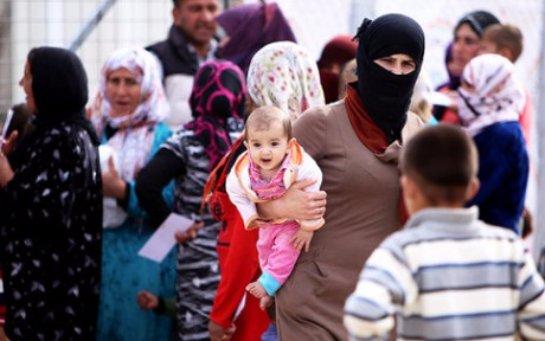 В СПЧ считают, что Россия должна принимать сирийских беженцев