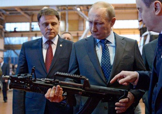 В России над вооружениями будет работать большее число конструкторов