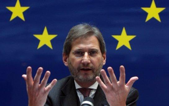 Еврокомиссар попросил не сравнивать ЕС  с банкоматом