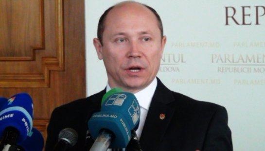 Молдавское правительство не уйдет в отставку, так как этого требует лишь маленькая часть от всего населения страны