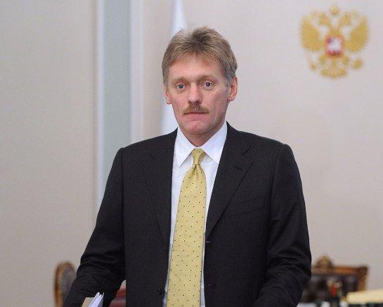 Песков заявил, что Россия не занимается сменой режима в других странах