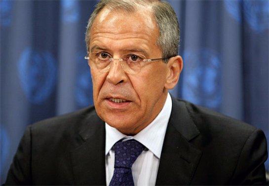 Лавров назвал стремление Киева не допустить выборы на Донбассе попыткой сорвать весь процесс минских договоренностей