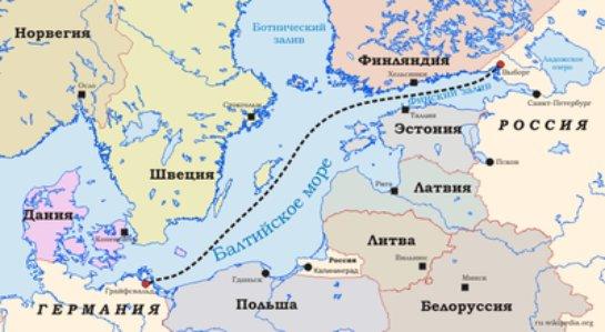 Северный поток - 2 не выгоден украинцам
