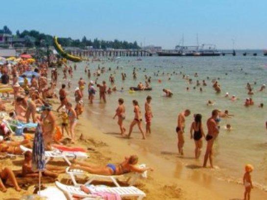 Украинцы отдыхают в Крыму, но под прикрытием