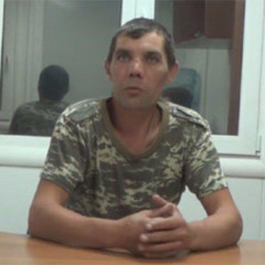 Еще один украинский пьяный солдат пришел в Крым, чтобы
