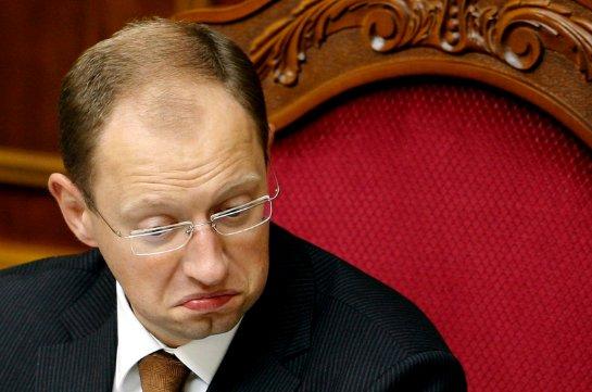 Против Арсения Яценюка собирают петицию