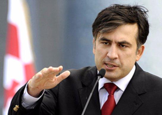 Саакашвили не доволен блокадой Крыма