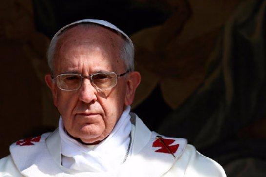 Папа Римский уверен, что решение мировых проблем невозможно без России