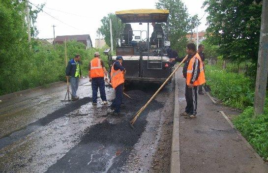 В Томской области профинансируют ремонт сельских дорог