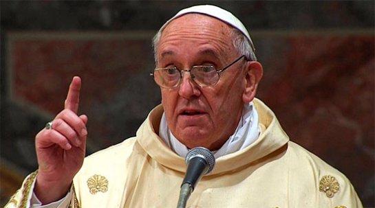 Папа Римский призвал католические общины не закрывать глаза на беженцев