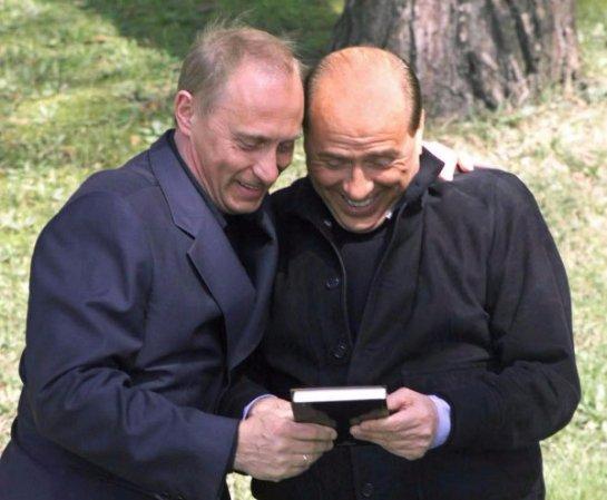 Киев высказал недовольство тем, что Берлускони посетил Крымский полуостров