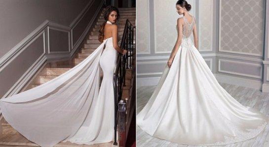 Свадебные платья тренд 2016