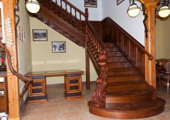 Как самостоятельно спроектировать деревянную лестницу