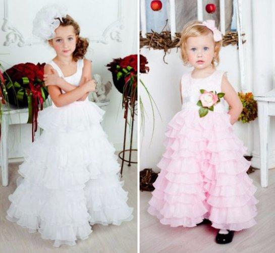 Одежда для маленьких принцесс