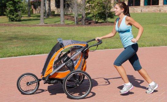 Baby Jogger - беговые коляски для активных родителей