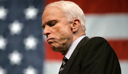 Сенатор Маккейн считает, что Россия своими действиями в Сирии высказывает пренебрежение США