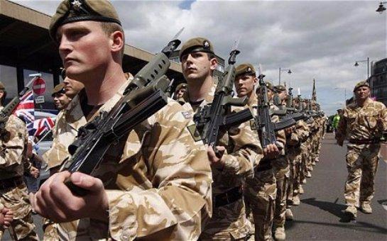 Британия собралась защищать Прибалтику от России