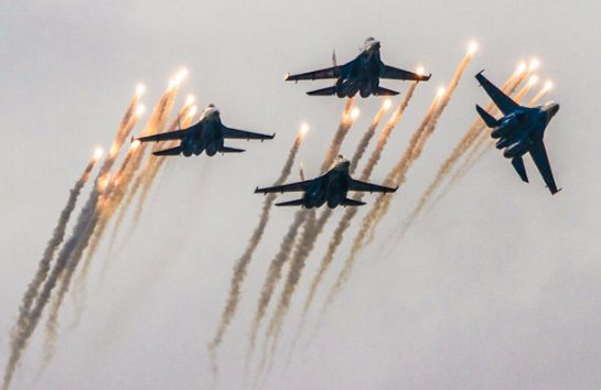 Британия заикнулась об ударах по российской авиации