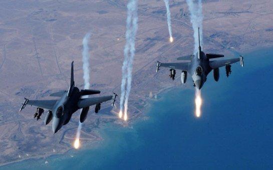 Российская Федерация начала наносить авиаудары по Сирии