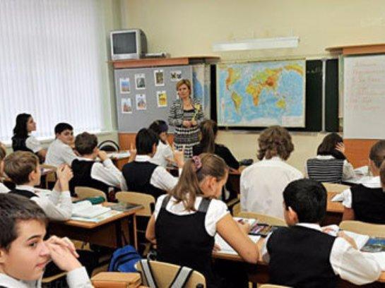 Около 70% российских школьников развиваются ненормально