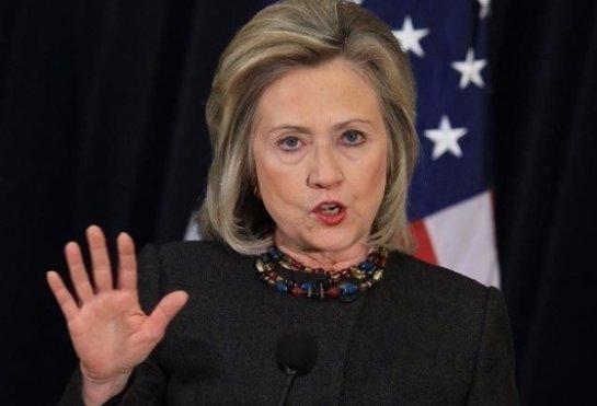 Стало известно, что Хилари Клинтон интересовалась российскими телепередачами