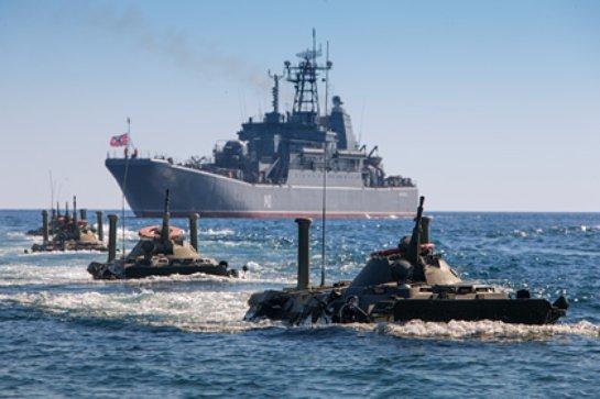 Румыния и США начнут совместные учения в акватории Черного моря