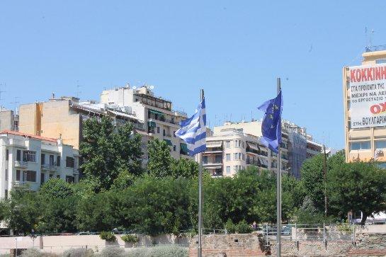 Греция заплатит ЕС штраф за несоблюдение очистки сточных вод