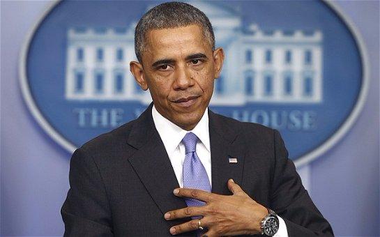 Барак Обама заявил, что уже давно знал о том, что Россия собирается помогать Башару Асаду