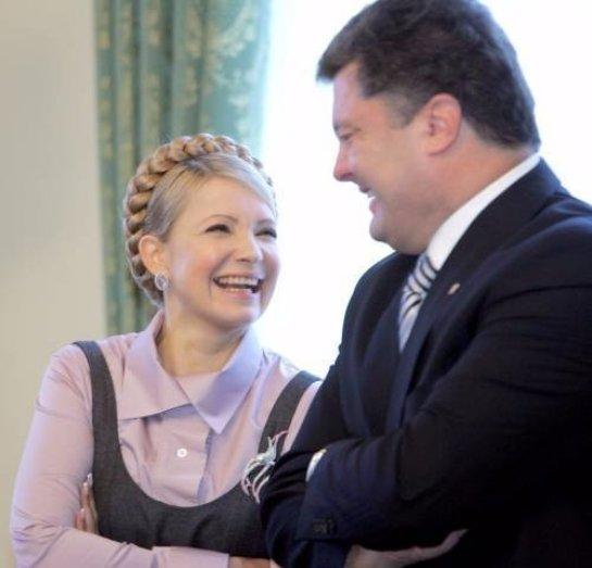 Порошенко не отправит Тимошенко в Гондурас, так как нашел для этого весомые аргументы