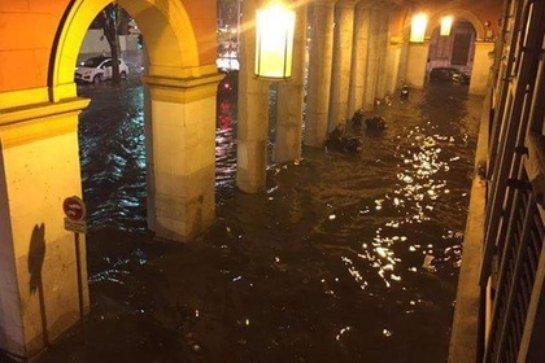 На юге Франции от наводнения погибли люди
