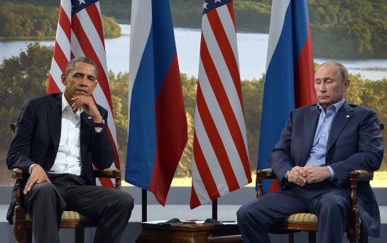 Пресс-секретарь Путина рассказал о разговоре президента с Бараком Обамой
