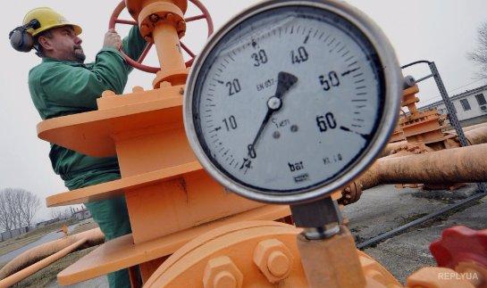 Россия не будет предоставлять Украине газ в кредит