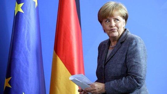 Ангела Меркель заявила, что Германия примет не всех мигрантов, желающих сюда попасть